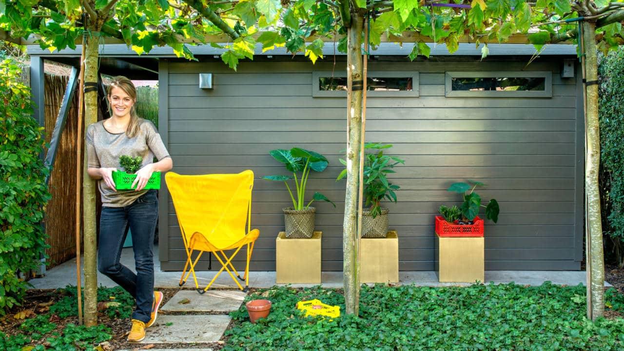 Quel sol faut il pour construire pour un abri de jardin le jardineur for Abris de jardin quel bois