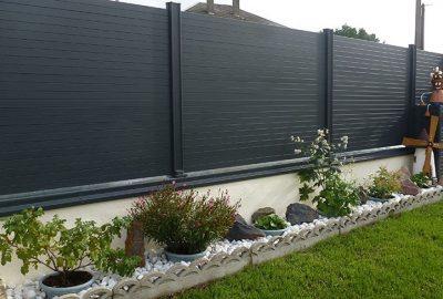 Pourquoi choisir l'aluminium pour votre clôture de jardin