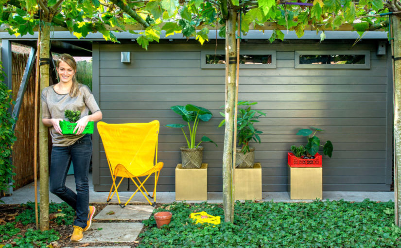 Quel sol faut-il pour construire pour un abri de jardin ?