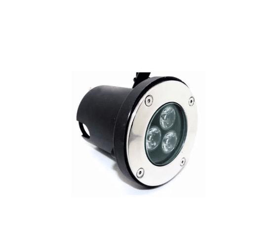 spot LED extérieur encastrable